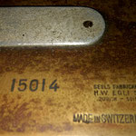 Made in Switzerland!