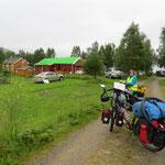 Nass, nässer, Kjellingstraumen Nordcamp.