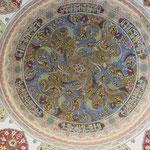 Ausgemalte Kuppel in der Selimiye-Moschee