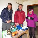 Kochen mit Esther und Pieter aus Holland.