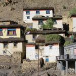 Chichim, das kleine Dorf gefällt uns sehr.