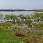 Flüsse gibt es in Anatolien nur wenige.