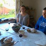 Jan und Erica, herzlichen Dank, dass wir bei euch zu Gast sein durften!