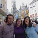 Wiedersehen mit Tuna und Halis, unseren Freunden, die wir vor dreieinhalb Jahren in Istanbul kennen lernten. Wunderschön!