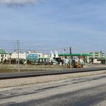 Hat BP die kleine Moschee bei der Tankstelle gesponsort?