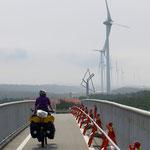 Windenergie ist an der Küste ein grosses Thema.