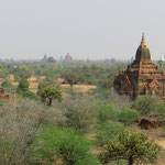 Tempel in Bagan.