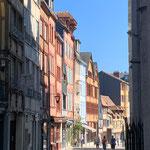 Rouen, eine der schönsten Städte die wir bisher besucht haben.