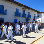 Zehn Tage Festivitäten zu ehren San Juan Bautista.