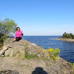 Campen und geniessen an der Ostsee.