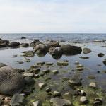 Eine ruhige Ostsee.
