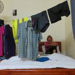 Zeit für grosse Wäsche!