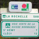 Gleich nach La Rochelle weiter? Die Versuchung ist gross . . .