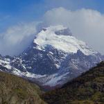 Der Cerro Solo, 2121 m.
