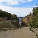 In Vang wurde vor gut huntert Jahren Granit abgebaut.