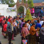 Religion ist im Alltag der Guatemalteken sehr wichtig.