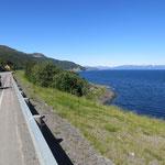Entlang dem Altafjord.