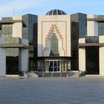 Moderne Moschee in Üskündar