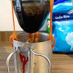 Bewährt sich bestens, Bea's neuer Kaffeefilter.