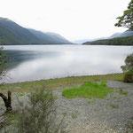 An den Mavora Lakes.