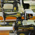 Schöne Nähmaschinen, neu, Made in China.