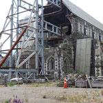 Die Innenstadt von Christchurch ist nach den Erdbeben von 2010 und 2011 nach wie vor eine grosse Baustelle.