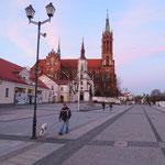 Bialystok ist ein hübsches Städtchen mit ca. 300`000 Einwohner.