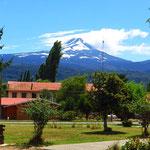 Der Vulkan Llaima ist 2009 das letzte Mal ausbebrochen.
