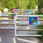 Die Franzosen lassen sich die Radwege etwas kosten.