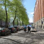 Wir woll(t)en rasch raus aus Stockholm . . .