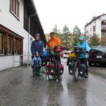 Hudelwetter in Chur