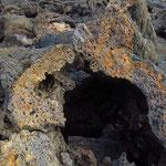 Fazinierende Lavaformen