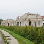 Bauruinen sieht man leider viele in Polen.