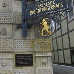Hameln, die Rattenfängerstadt, ebenfalls eine Perle mit schönem Altstadtkern.