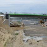 Das Autobahnnetz wird mit Hochdruck ausgebaut.