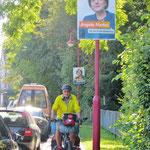 Frau Merkel lassen wir links liegen . . .