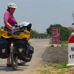 Hanoi rückt näher.
