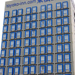 Hotelzimmer sind in Japan für unsere Begriffe sehr klein.
