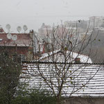 Am 22. Dezember fiel etwas Schnee. Nur wenig, aber immerhin
