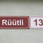 Unsere Adresse in der Altstadt.