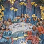 Die Leidensgeschichte Jesu (geschnitzte Holztafeln, um 1730)