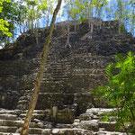 Pyramide El Tigre.