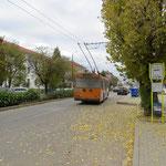 Uralte Trolleybusse in Stara Zagora