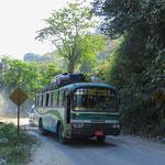 Auf den ersten 60 Kilometern wird der Verkehr einspurig geführt.
