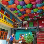 Unser gemütliches Hostel in Ayutthaya