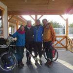 Esther und Pieter wollen noch für ein paar Tage in den Nationalpark Torres del Paine.