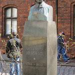 Der Dichter und Denker Johann Gottfried Herder hat in Riga an der Domschule unterrichtet.