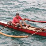 Bei hoher See können sie kaum zum Fischfang fahren.