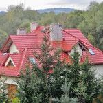 Je verwinkelter das Dach, je höher das Ansehen für den Besitzer, so scheint uns.
