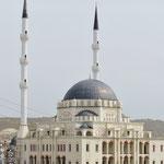 Neue Moschee ausserhalb Kayseri.